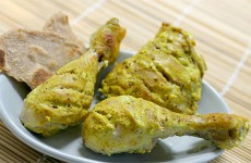 Tandoori csirkecombok