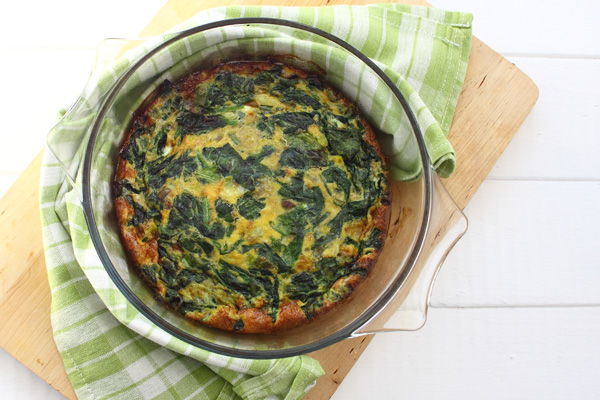 spenotos frittata