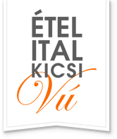 tel, ital, kicsi V